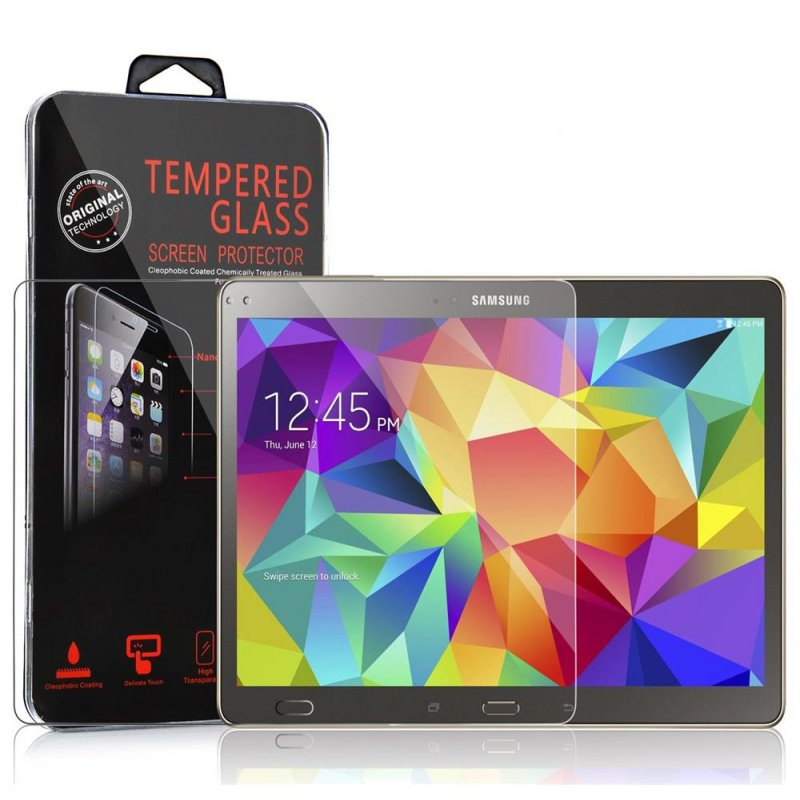 samsung galaxy tab s 10 5 zoll panzerglasfolie von. Black Bedroom Furniture Sets. Home Design Ideas