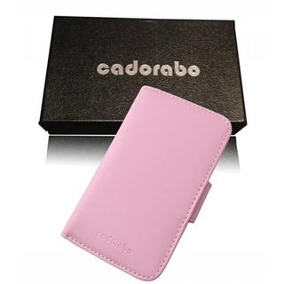 Cadorabo Book Case works with Samsung Galaxy S2 / S2 PLUS in DUSKY PINK - with Stand Function and Card Slot made of Smooth Faux Leather - Wallet Etui Cover Pouch PU Leather Flip