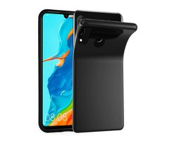 Cadorabo Case works with Huawei P30 LITE in BLACK...
