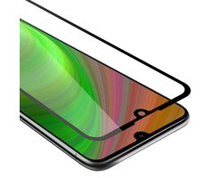 Cadorabo Tempered Glass works with Huawei Y6 2019 in...