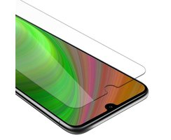 Cadorabo Tempered Glass works with Huawei Y7 2019 in HIGH...