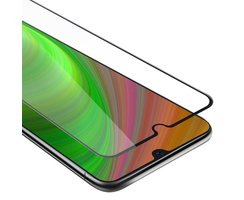 Cadorabo Tempered Glass works with Samsung Galaxy A50 in...