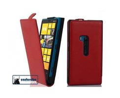 Cadorabo Case works with Nokia Lumia 920 in CHILI RED -...