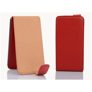 Cadorabo Case works with HTC Butterfly in CANDY APPLE RED...