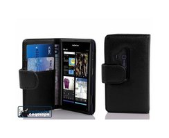 Cadorabo Book Case works with Nokia Lumia 800 in OXID...