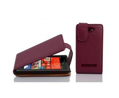 Cadorabo Case works with HTC 8S in PASTEL PURPLE Flip...
