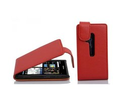 Cadorabo Case works with Nokia Lumia 800 in CANDY APPLE...