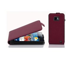 Cadorabo Case works with Samsung Galaxy S2 / S2 PLUS in...