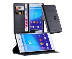 Cadorabo Book Case works with Sony Xperia Z3 PLUS in OXID...