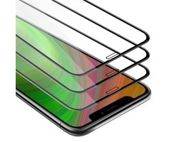 Cadorabo 3x Tempered Glass works with Apple iPhone 11 PRO...