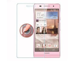 Cadorabo Tempered Glass works with Huawei P6 in HIGH...