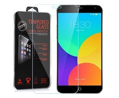 Cadorabo Tempered Glass works with MEIZU MX 4 in HIGH...