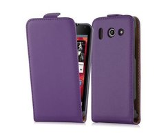 Cadorabo Case works with Huawei ASCEND G510 in LILAC...