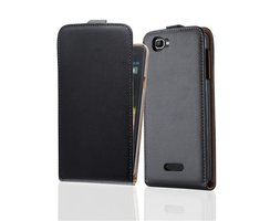 Cadorabo Case works with WIKO RAINBOW in CAVIAR BLACK -...