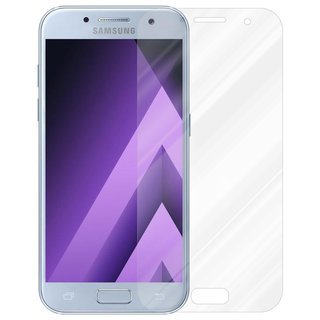 Cadorabo Tempered Glass works with Samsung Galaxy A5 2017...