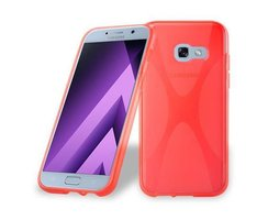 Cadorabo Case works with Samsung Galaxy A5 2017 in CANDY...