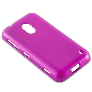 Cadorabo Case works with Nokia Lumia 620 in PINK -...