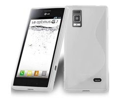 Cadorabo Case works with LG OPTIMUS GJ in SEMI...