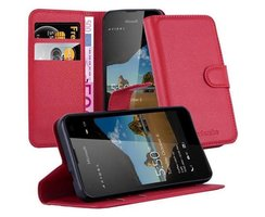 Cadorabo Book Case works with Nokia Lumia 550 in CANDY...