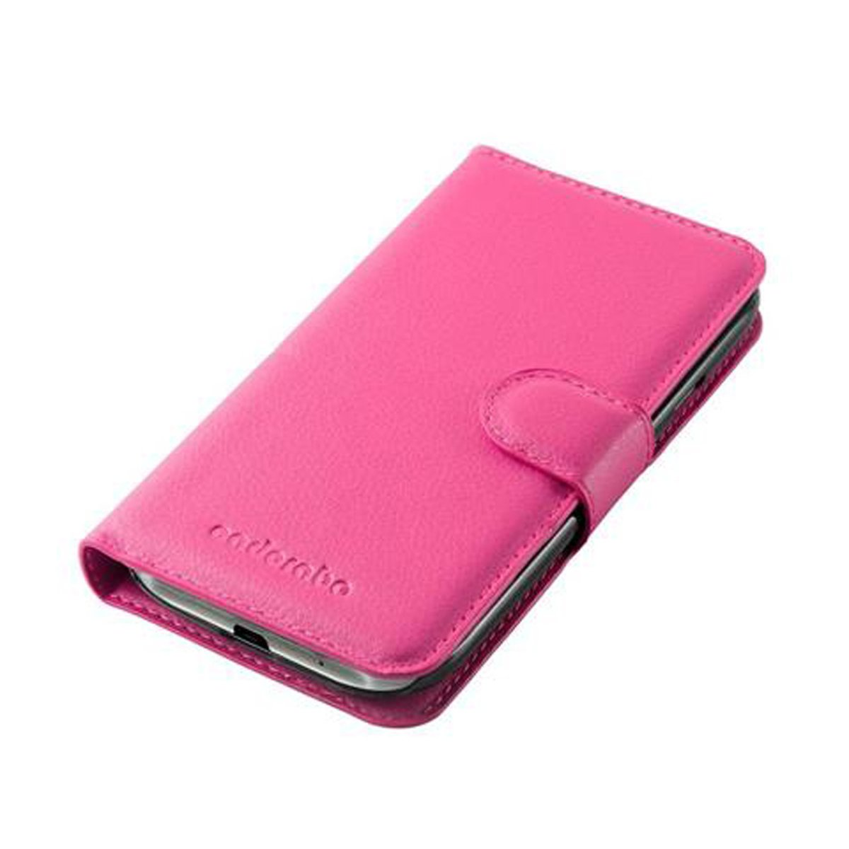 samsung galaxy s4 mini h lle mit standfunktion cherry pink. Black Bedroom Furniture Sets. Home Design Ideas