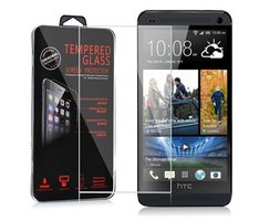 Cadorabo Tempered Glass works with HTC ONE E8 in HIGH...