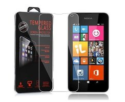Cadorabo Tempered Glass works with Nokia Lumia 535 in...