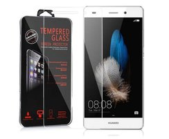 Cadorabo Tempered Glass works with Huawei P8 LITE in HIGH...