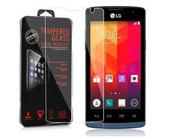 Cadorabo Tempered Glass works with LG JOY in HIGH...