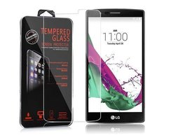 Cadorabo Tempered Glass works with LG G4 in HIGH...