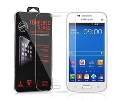 Cadorabo Tempered Glass works with Samsung Galaxy TREND 3...