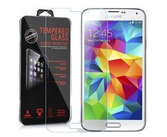 Cadorabo Tempered Glass works with Samsung Galaxy S5 / S5...
