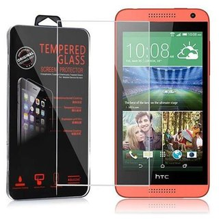 Cadorabo Tempered Glass works with HTC Desire 610 in HIGH...