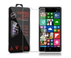 Cadorabo Tempered Glass works with Nokia Lumia 830 in...