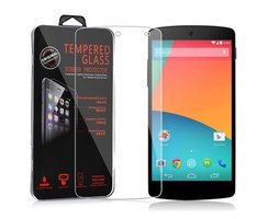 Cadorabo Tempered Glass works with LG Google Nexus 5 in...