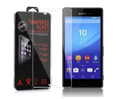 Cadorabo Tempered Glass works with Sony Xperia M4 / M4...