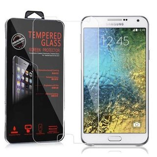 Cadorabo Tempered Glass works with Samsung Galaxy E7 in...
