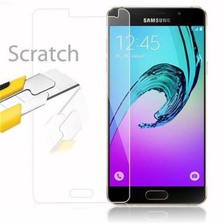 Cadorabo Tempered Glass works with Samsung Galaxy A5 2015...