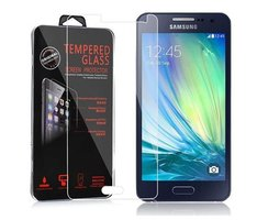 Cadorabo Tempered Glass works with Samsung Galaxy A3 2015...