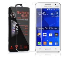 Cadorabo Tempered Glass works with Samsung Galaxy CORE 2...