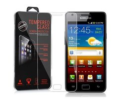 Cadorabo Tempered Glass works with Samsung Galaxy S2 / S2...