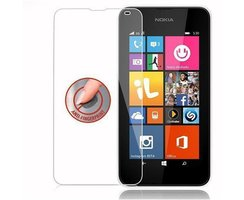 Cadorabo Tempered Glass works with Nokia Lumia 532 in...