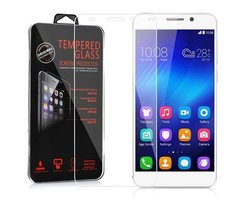 Cadorabo Tempered Glass works with Honor 6 in HIGH...