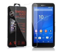 Cadorabo Tempered Glass works with Sony Xperia E4G in...