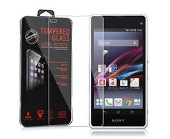 Cadorabo Tempered Glass works with Sony Xperia Z1 Compact...