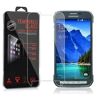 Cadorabo Tempered Glass works with Samsung Galaxy S5...