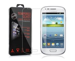 Cadorabo Tempered Glass works with Samsung Galaxy S3 MINI...