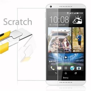 Cadorabo Tempered Glass works with HTC Desire 816 in HIGH...