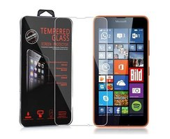 Cadorabo Tempered Glass works with Nokia Lumia 640 in...