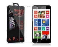 Cadorabo Tempered Glass works with Nokia Lumia 630 / 635...