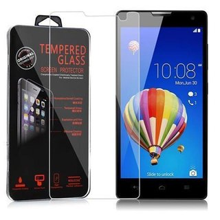 Cadorabo Tempered Glass works with Huawei MATE 7 in HIGH TRANSPARENCY Screen Protection 3D Touch Compatible with 9H Hardness Bulletproof Display Saver
